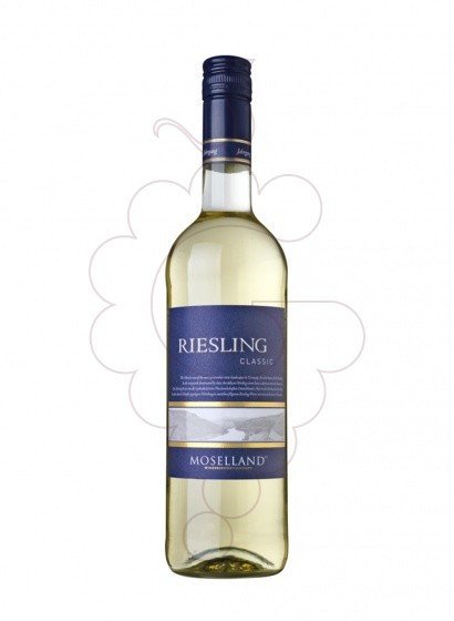 Photo Moselland Riesling Classic white wine