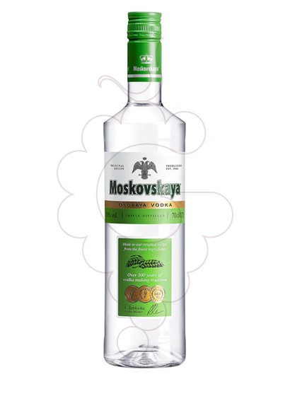 Photo Vodka Moskovskaya