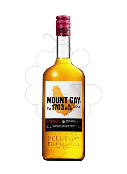 Photo Rum Mount Gay Eclipse