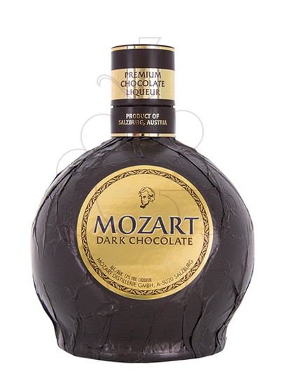 Photo Liqueur Mozart Chocolate Black