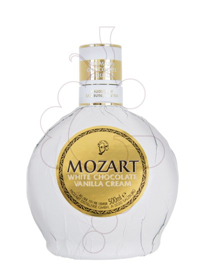 Photo Liqueur Mozart Chocolate Blanco
