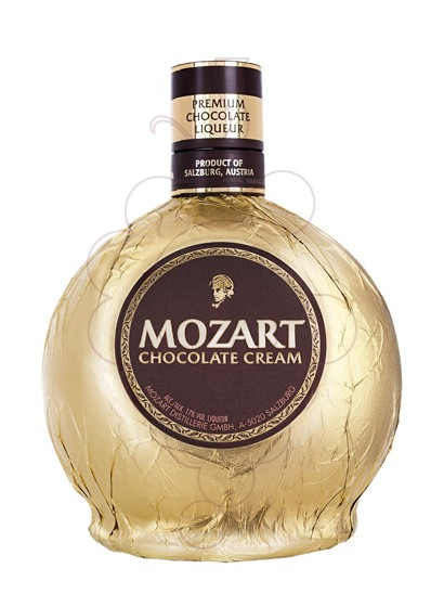 Photo Liqueur Mozart