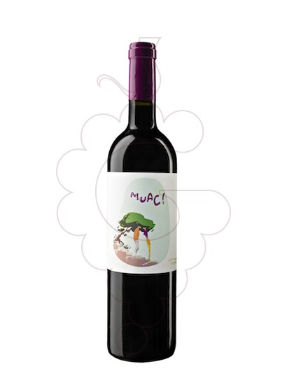 Photo Muac Red red wine