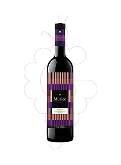 Photo Murice Crianza red wine