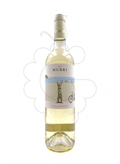 Photo Murri Blanc  white wine