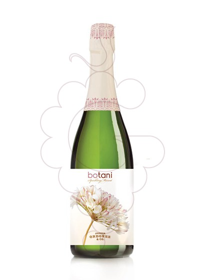 Photo Muscat Botani  sparkling wine