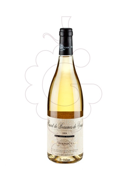 Photo Muscat de Beaumes M. Chapoutier fortified wine