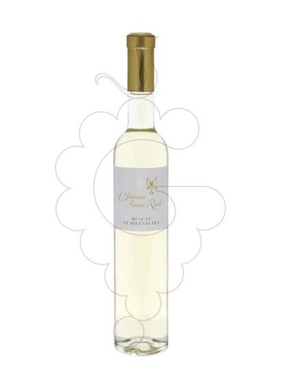 Photo Saint Roch Muscat Rivesaltes fortified wine
