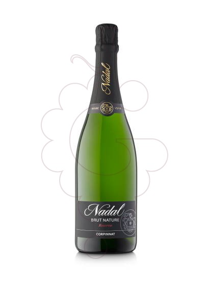 Photo Nadal Brut Nature Gran Reserva sparkling wine