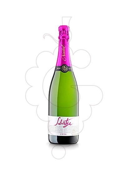 Photo Nadal Salvatge Brut Gran Reserva sparkling wine