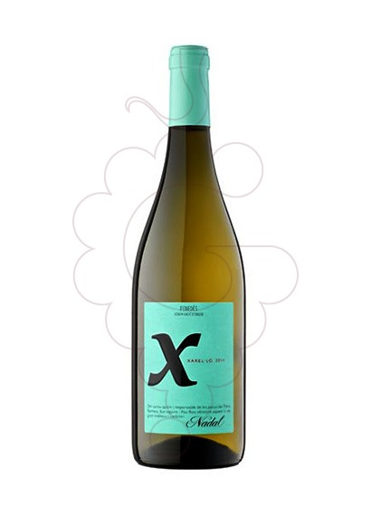 Photo Nadal Xarel·lo Blanc white wine