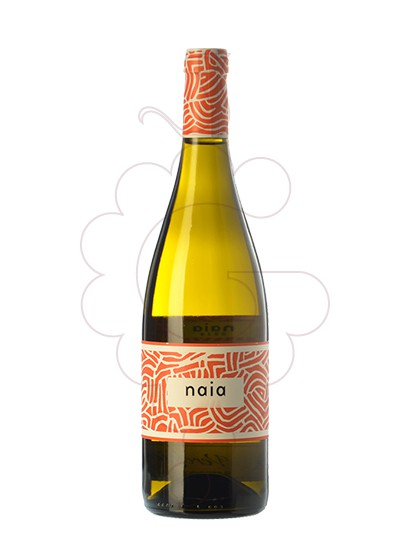 Photo Naia Blanc Verdejo white wine