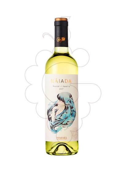 Photo Nàiada white wine