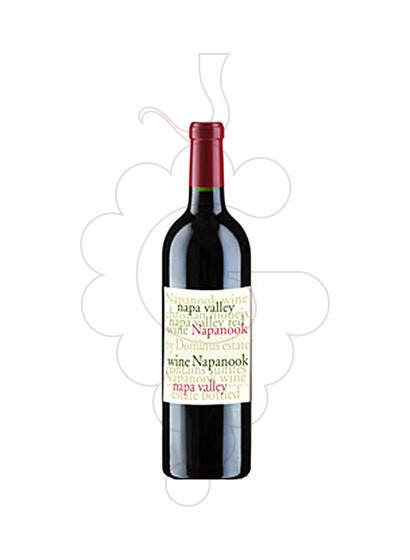 Photo Napanook Negre red wine