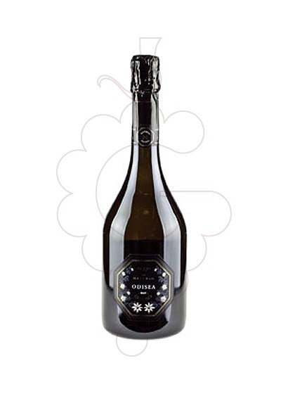 Photo Naveran Odisea sparkling wine