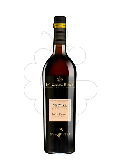 Photo Nectar P.Ximenez fortified wine