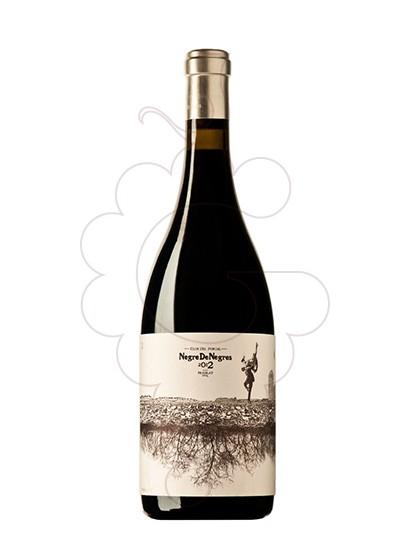 Photo Negre de Negres Jeroboam red wine