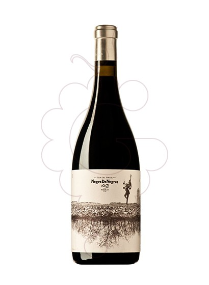 Photo Negre de Negres Rhéoboam red wine