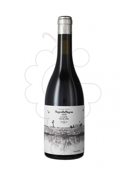 Photo Negre de Negres red wine
