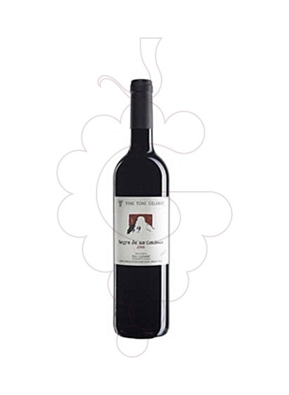 Photo Negre de Sa Colonia red wine