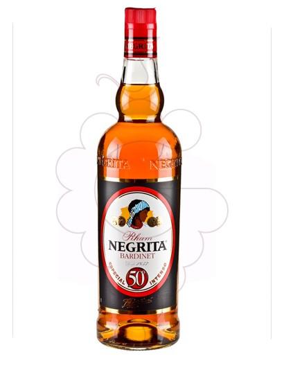 Photo Rum Negrita Dorado 50º Intenso