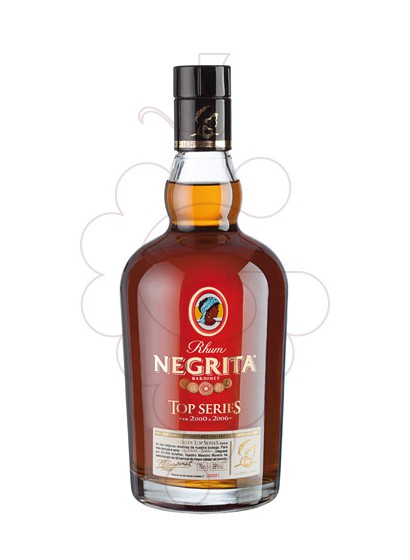Photo Rum Negrita Top Series
