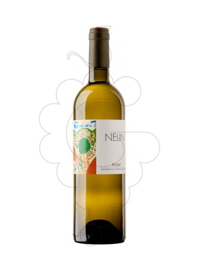 Photo Nelin white wine