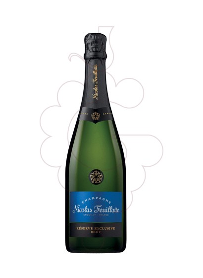 Photo Nicolas Feuillatte Brut sparkling wine