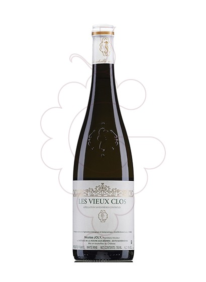 Photo Nicolas Joly les Vieux Clos white wine
