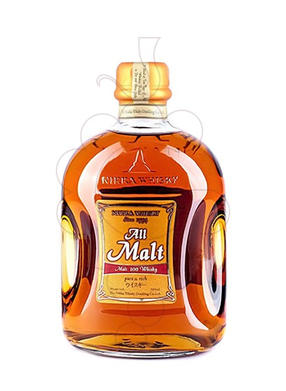 Photo Whisky Nikka All Malt