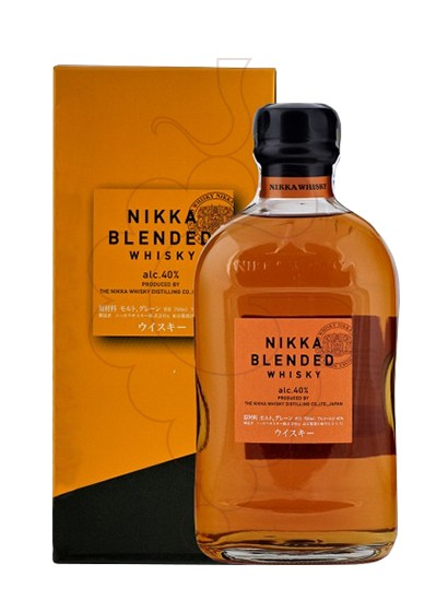 Photo Whisky Nikka Blended