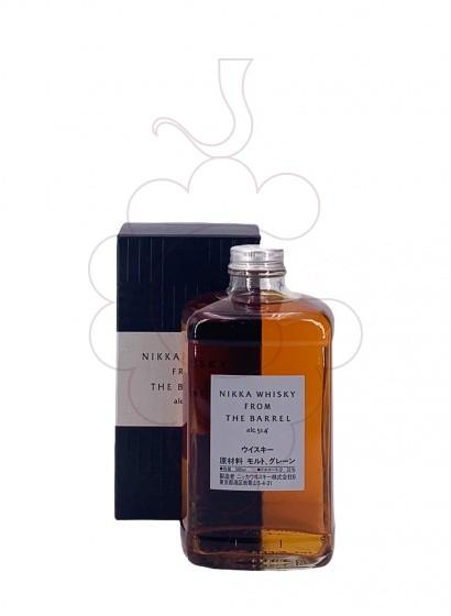 Photo Whisky Nikka From the Barrel