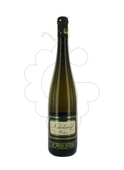 Photo Nikolaihof Smaragd Gruner Veltliner white wine