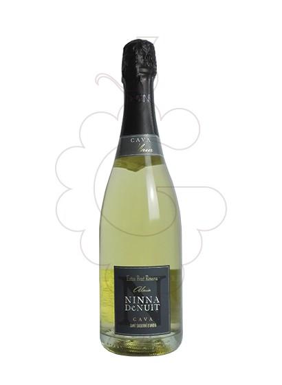 Photo Ninna de Nuit Alaia Reserva Brut sparkling wine