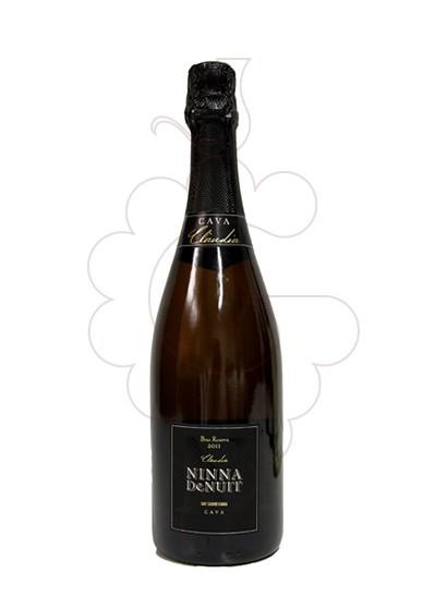 Photo Ninna de Nuit Clàudia Reserva Brut sparkling wine