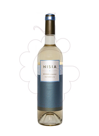 Photo Nisia Verdejo white wine
