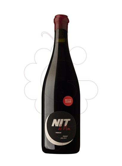 Photo Nit de Nin  red wine