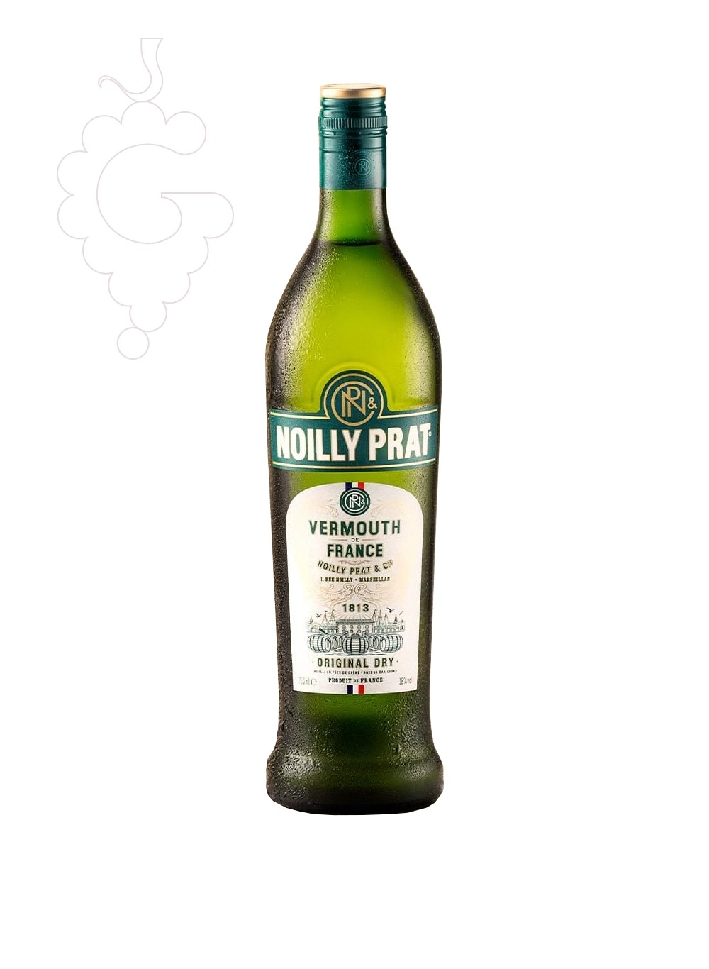 Photo Aperitif wine Noilly Prat Original Dry