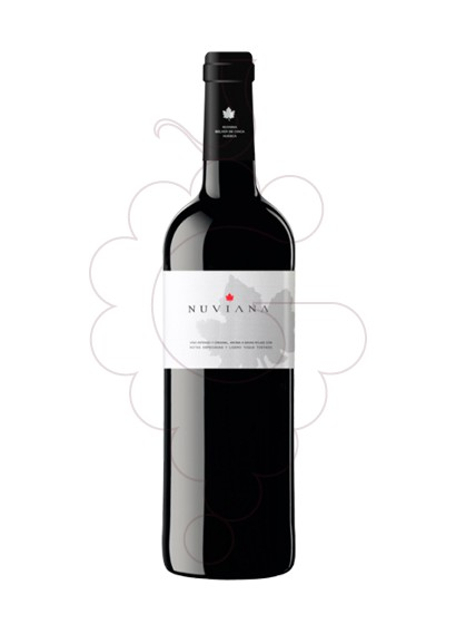 Photo Nuviana Red red wine