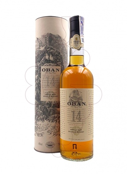 Photo Whisky Oban 14 Years