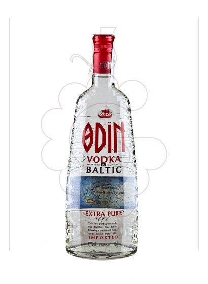 Photo Vodka Odin Baltic