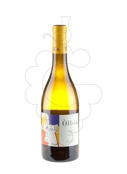 Photo Òlbia white wine