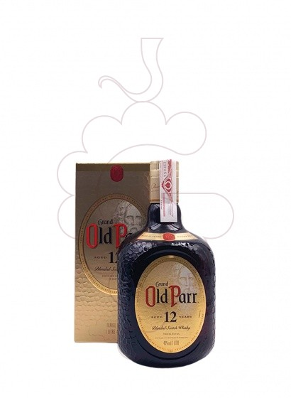 Photo Whisky Old Parr 12 Years