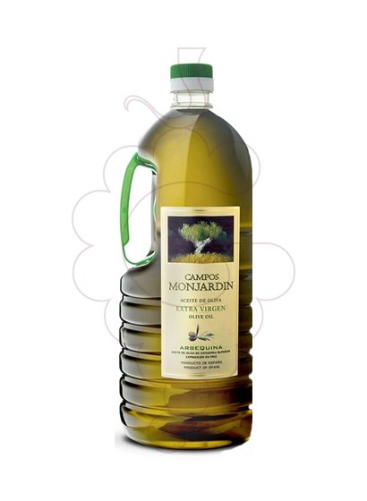 Photo Oils Campos de Monjardín Oil Plastic Bottle