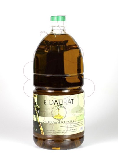 Photo Oils El Daurat Oil Plastic Carafe