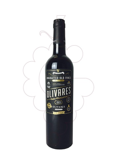 Photo Olivares Dulce Monastrell fortified wine