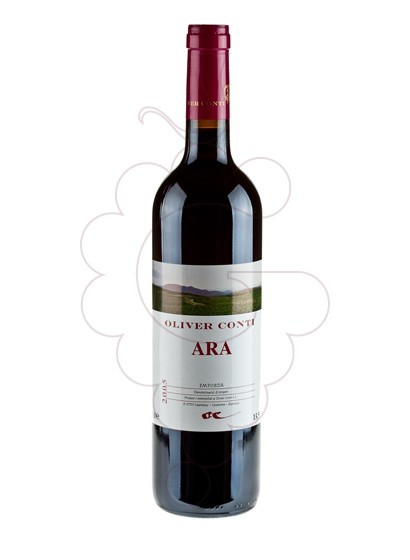 Photo Oliver Conti Ara red wine