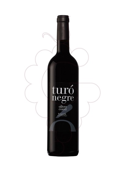 Photo Oliver Conti Turo Negre red wine