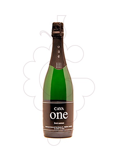 Photo One Brut Nature sparkling wine