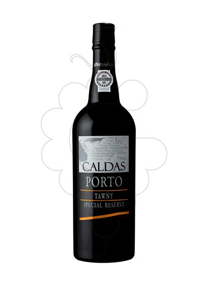 Photo Caldas Tawny fortified wine